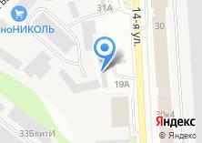 Компания «Корея-Моторс» на карте