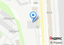 Компания «Металлкомплект» на карте