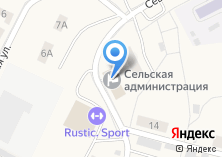 Компания «Администрация муниципального образования Пироговское» на карте