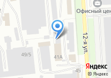 Компания «Галант-авто» на карте
