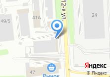 Компания «Магазин запчастей для КАМАЗ» на карте