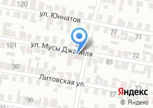 Компания «Таина» на карте