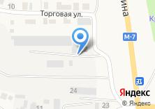 Компания «Промсинтез» на карте