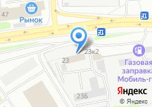 Компания «Некрополь» на карте