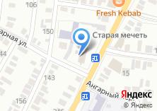 Компания «Ижевская соборная мечеть» на карте