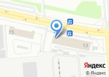 Компания «Тандем-Строй» на карте