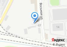 Компания «Удмуртвторцветмет» на карте