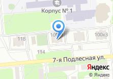 Компания «PROобраз» на карте