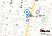 Компания «Июльский» на карте