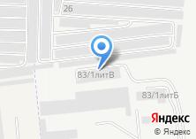 Компания «Линия паркета» на карте