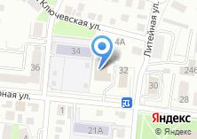 Компания «СТО/18» на карте