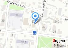 Компания «Вертикаль Авто» на карте