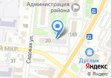 Компания «Стандарт-М» на карте