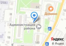 Компания «Управление социальной защиты населения в Ленинском районе г. Ижевска» на карте
