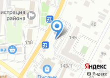 Компания «МирАвто» на карте
