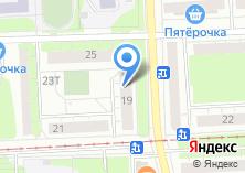 Компания «Мой Врач» на карте