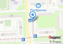 Компания «Кружевница» на карте