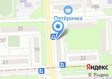 Компания «Адвокатский кабинет Мухаметдинова А.М» на карте