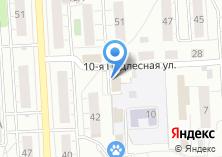 Компания «Контакт-Электросервис» на карте