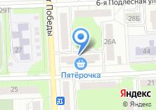 Компания «Vaston-Фото» на карте