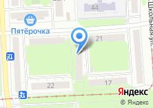 Компания «Pole dance Izhevsk» на карте