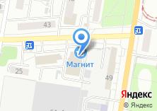 Компания «Подушечка» на карте