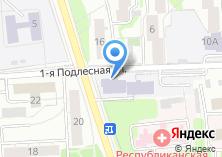 Компания «Альпари-Ижевск» на карте