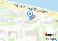 Компания «Ак18» на карте