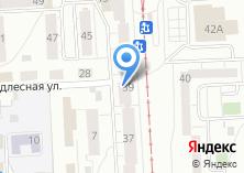 Компания «Западно-Уральский банк» на карте