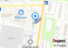 Компания «Академия оптики» на карте