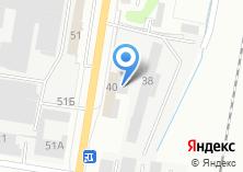 Компания «Кузов-маркет» на карте