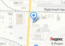 Компания «М. шина» на карте
