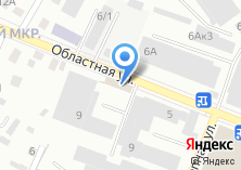 Компания «Диском» на карте
