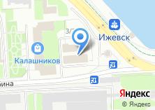 Компания «Фабрика карт» на карте