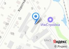 Компания «Конзур» на карте