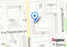 Компания «Удмуртский центр сертификации» на карте