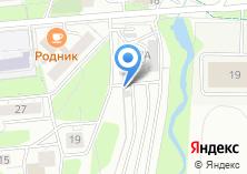 Компания «Подборенка» на карте