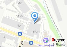 Компания «Алимп» на карте