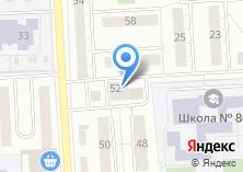 Компания «R1» на карте