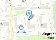 Компания «Метран» на карте
