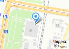 Компания «Ижевский отряд ведомственной охраны» на карте