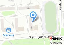 Компания «Магазин резинотехнических изделий» на карте