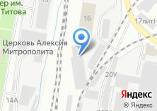 Компания «Папа-пол» на карте