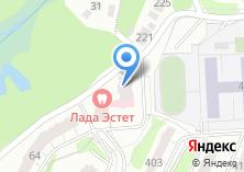 Компания «Компонент ВП» на карте