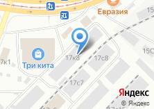 Компания «Все для кровли и фасада» на карте