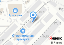 Компания «Альянсстройторг» на карте