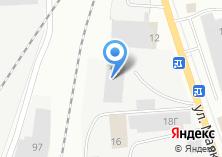 Компания «IzhDAF» на карте