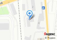 Компания «Точка звука» на карте