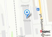 Компания «Служба заказа автобусов» на карте