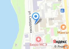 Компания «Старлайт» на карте